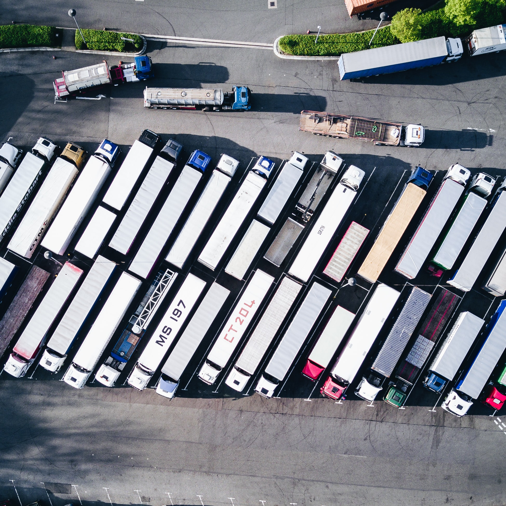 What can you cover with Fleet Vehicle Insurance?